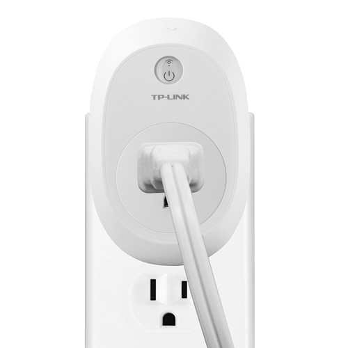 TP-Link Smart Plug w Energy Monitoring No Hub Required Wi-Fi Works with Alexa Control your Devices from Anywhere