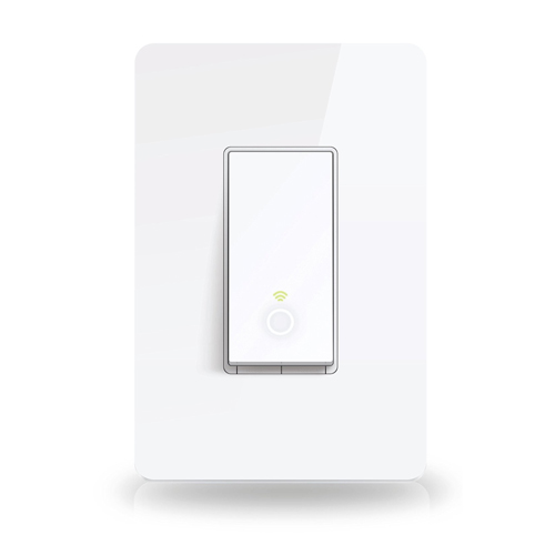 TP-Link Smart Wi-Fi Light Switch No Hub Required Single Pole Control Your Fixtures From Anywhere Works with Amazon Alexa