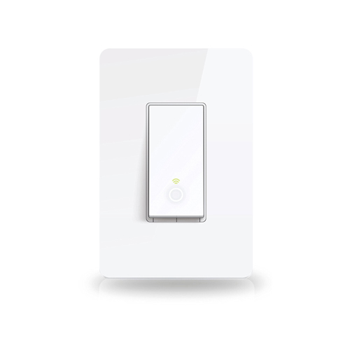 TP-Link Smart Wi-Fi Light Switch Works with Amazon Alexa