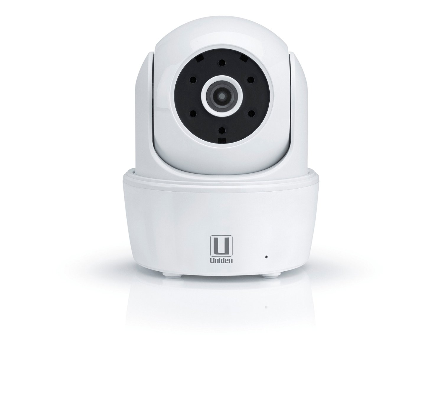 Uniden AppCam26PT HD Indoor WiFi IP Camera with Motorized Pan Tilt