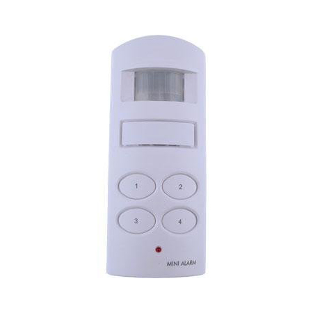 UniquExceptional Motion Activated Alarm with Keypad