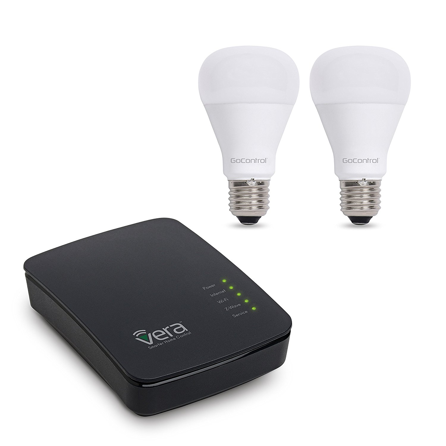 Vera Control Smart Lighting Essentials Starter Kit