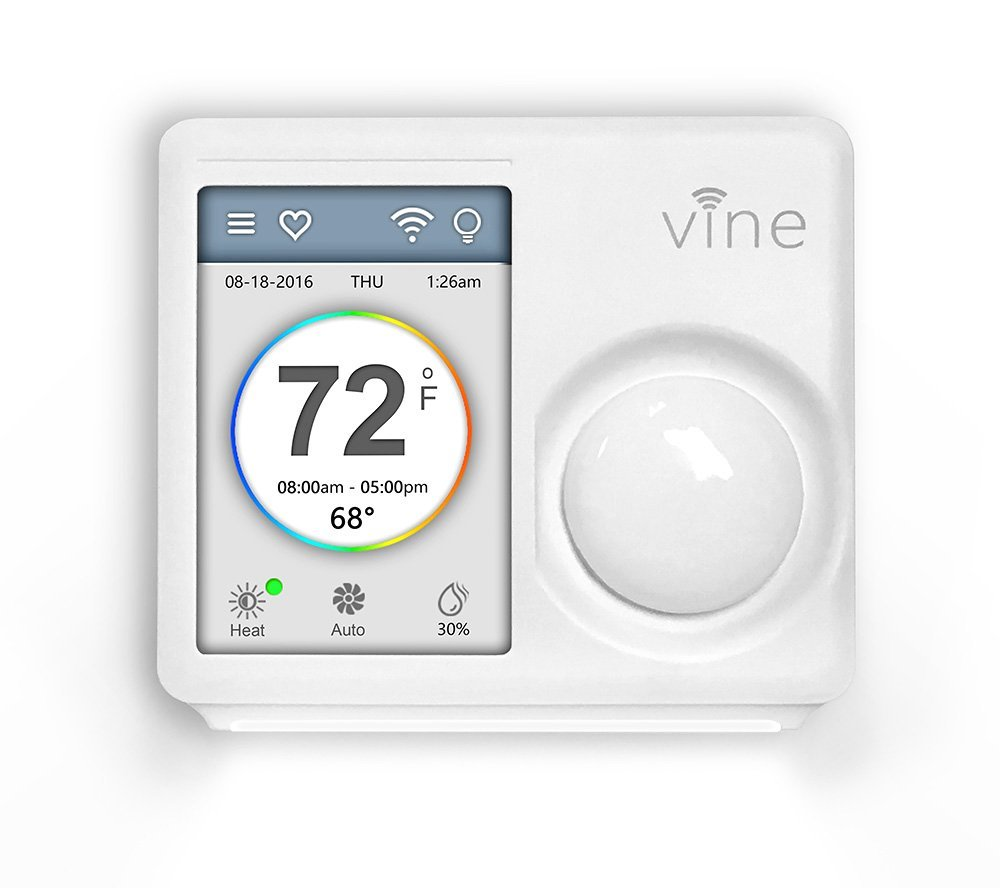 Vine Smart Wi-Fi Thermostat