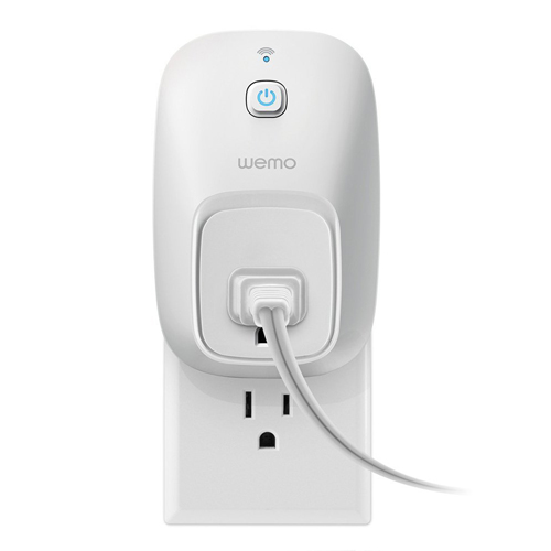 WeMo Switch Smart Plug Wi-Fi Works with Amazon Alexa