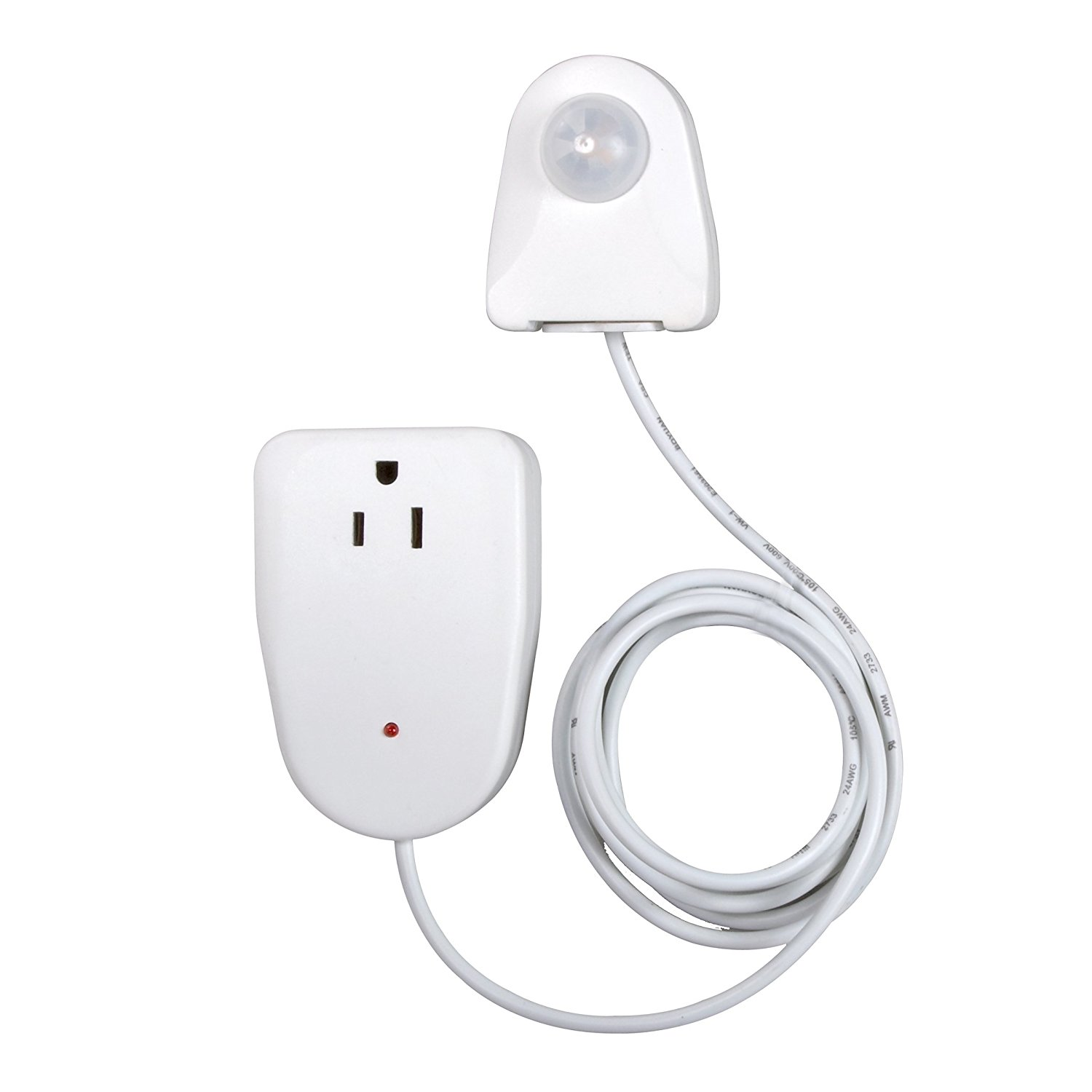 Westek Indoor Plug-In Motion Activated Light Control