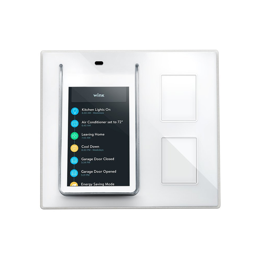 Wink Relay Smart Home Touchscreen Control Panel
