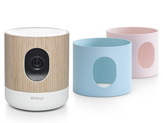 Withings Home Baby Bundle Wireless Video Baby Monitor