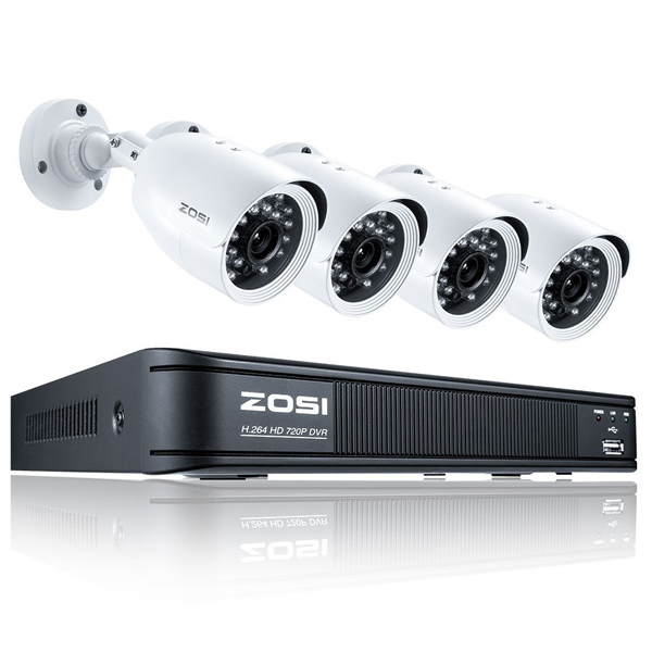 ZOSI CCTV Security System