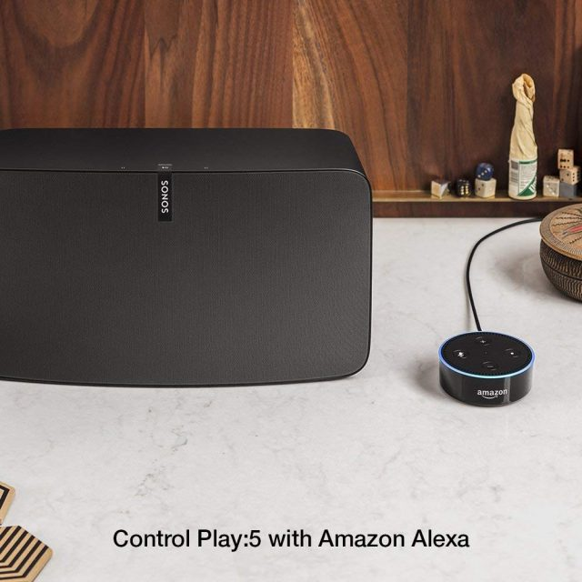 Review ofSonos Play5 Wireless Smart Speakers