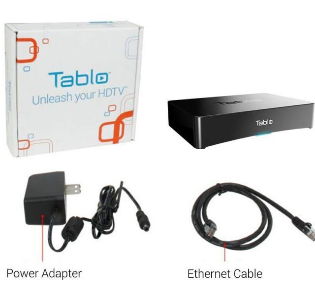 Review of Tablo Over The Air DVR