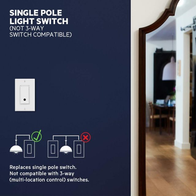 Smart Lighting Wemo Smart Light Switch