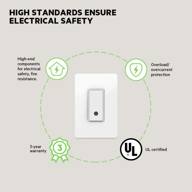 Smart Lights Wemo Smart Lighting Switch