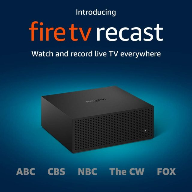 Review  Amazon Fire TV Recast 4-Tuner Over The Air DVR