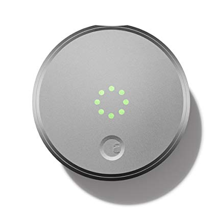 Review of August Smart Lock Keyless Home Entry