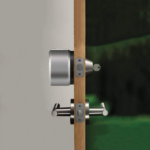 August Smart Lock Home Entry Reviewed
