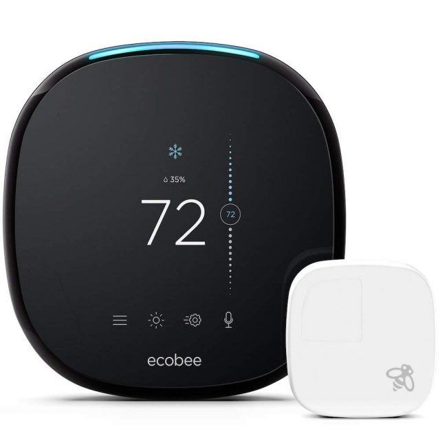 best smart thermostat ecobee