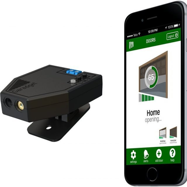 Review of Garadget Smart Garage Door Controller