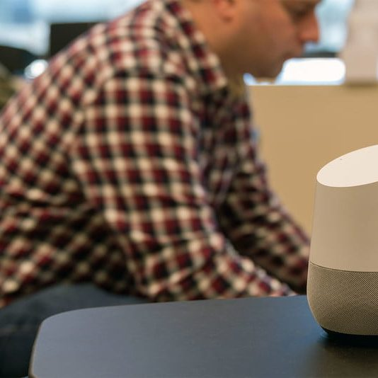 Smart Speaker Google Home Review