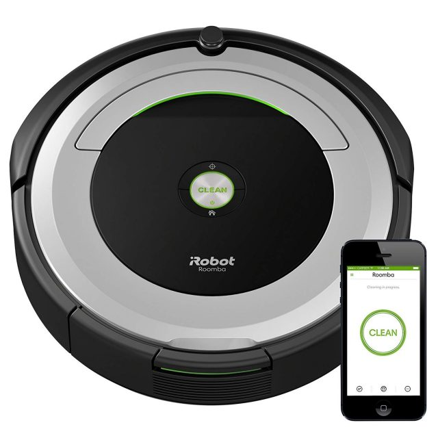 Review iRobot Roomba 690 Vacuum Cleaning Robot