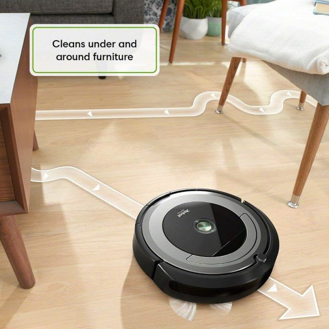 iRobot Roomba Cleaning Robot Review