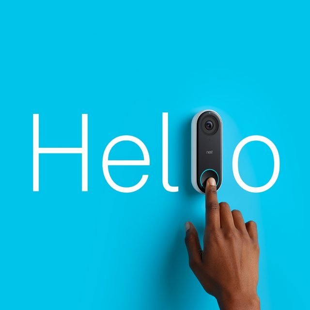 Nest Hello Video Doorbell Compare
