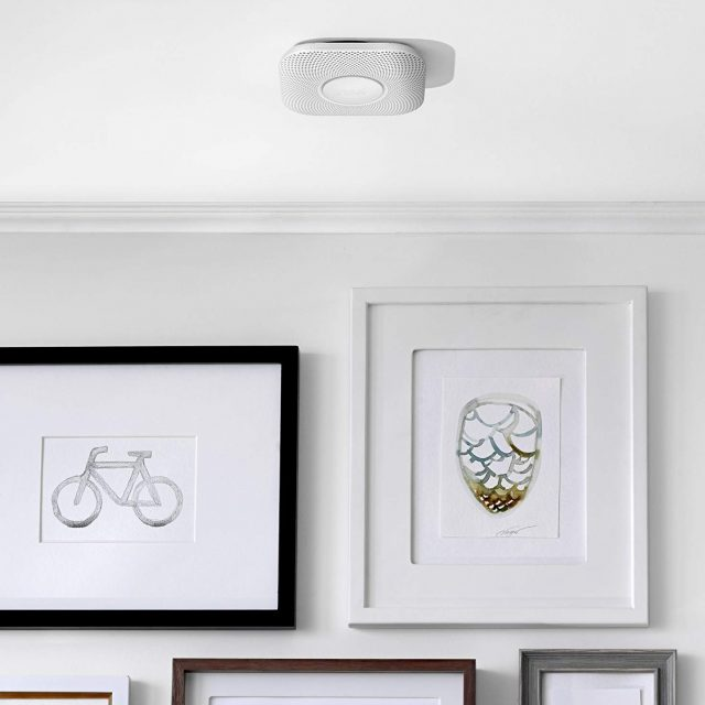 Nest Smoke Carbon Monoxide Alarm Compare