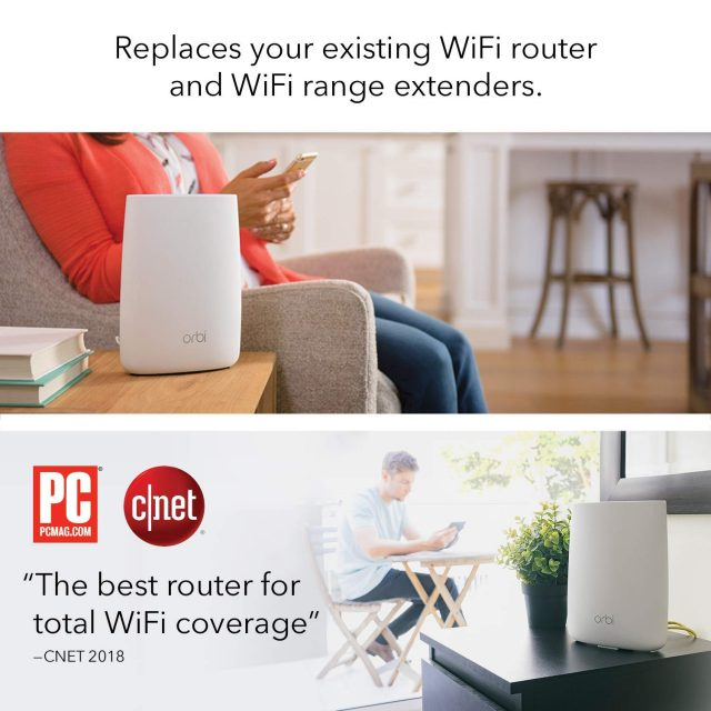 Smart Mesh WiFi System - Building An Amazon Smart Home | Smart Home