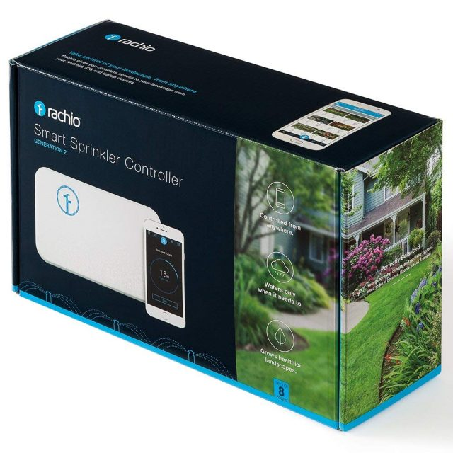 Rachio Smart Sprinkler Controller Review