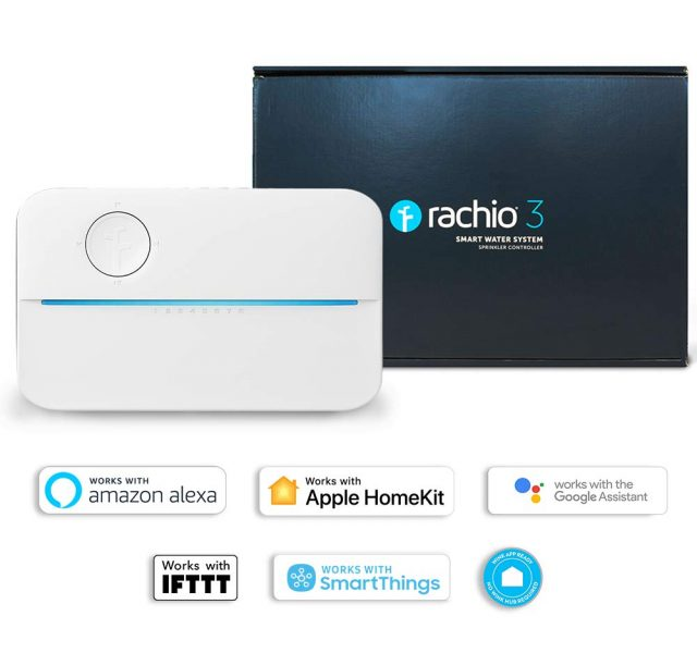 RainMachine Touch HD 12 Smart WiFi Irrigation Controller vs