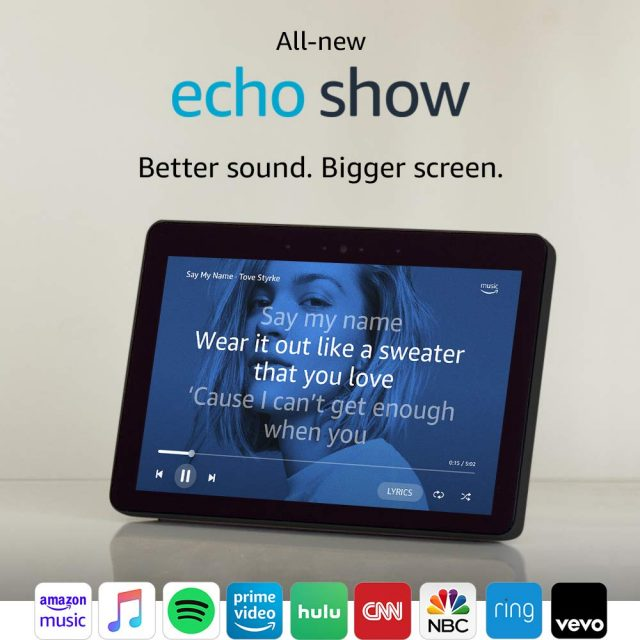 Review Amazon Echo Show Second Generation