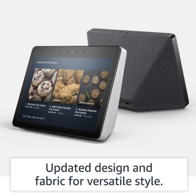 Amazon Echo Show 2 Comparison