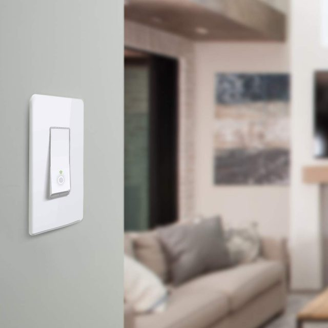 Smart Lighting TP-Link Smart WiFi Light Switch