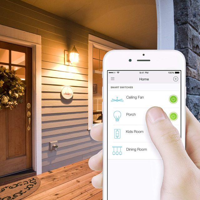 Smart Lights TP-Link WiFi Light Switches