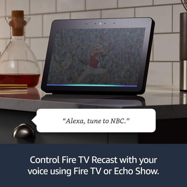 Fire TV Recast 4-Tuner OTA DVR Comparison