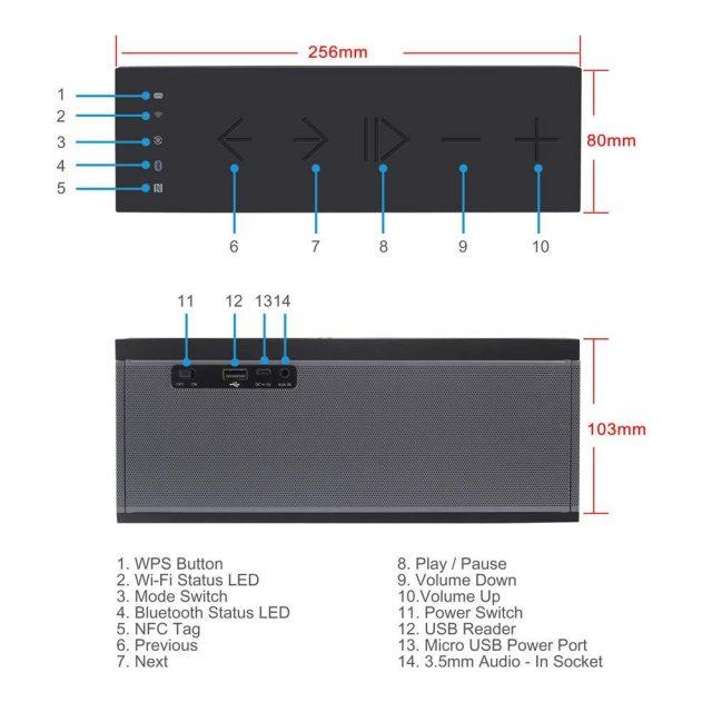 August Multi-Room Airplay Speakers Review