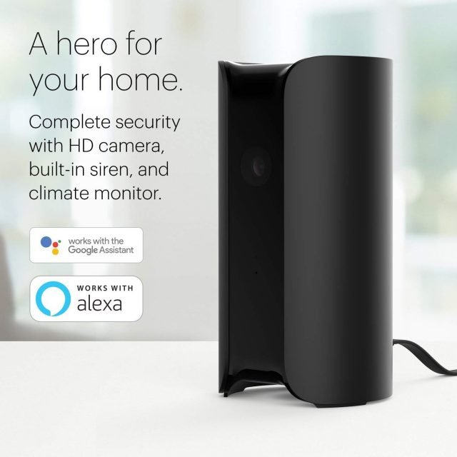 Review of Canary All in One Security Camera