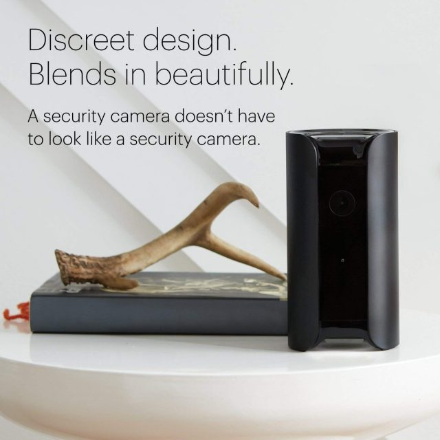 Canary Home Security Device Compared