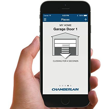 Review of Chamberlain MyQ Garage Door Opener