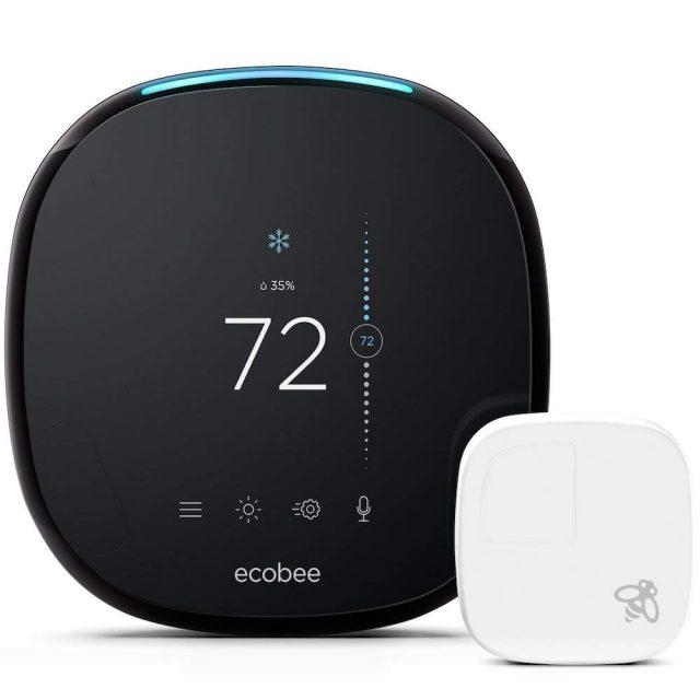 best smart thermostat ecobee