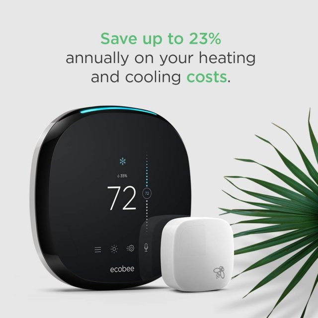 Review of ecobee4 Thermostat