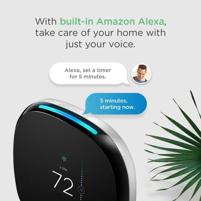 ecobee4 Smart Thermostat Compare