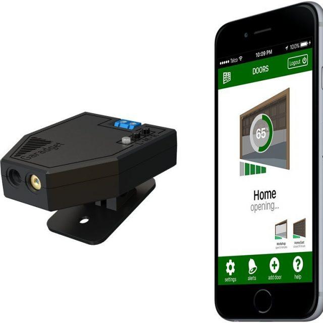Review of Garadget Smart Garage Door Controller