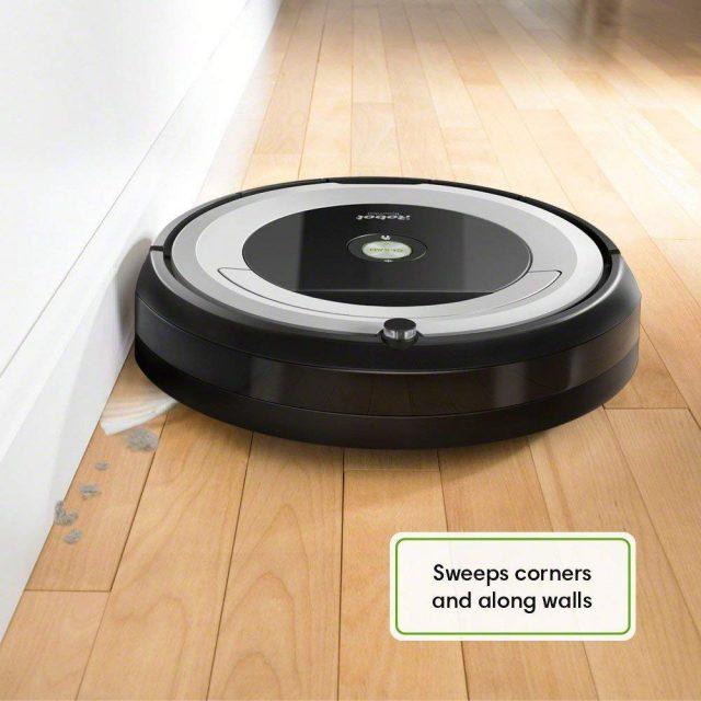Comparison iRobot 690 Vacuum Cleaning Robot