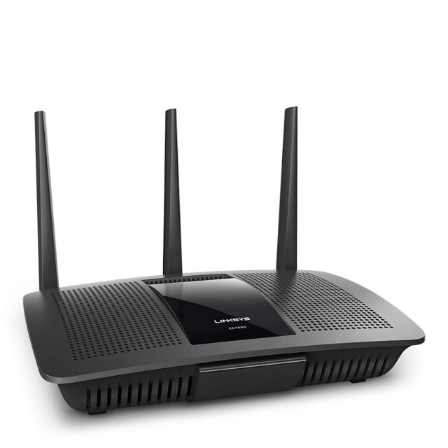 Smart Home Router Linksys AC1900 Wireless Router
