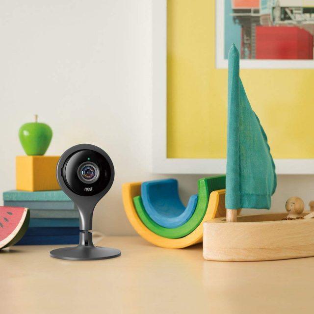 Nest Indoor Security Cam Review