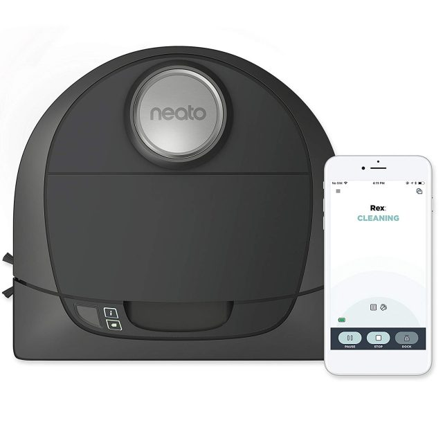 Neato Botvac D5 Connected Navigating Robot Vacuum Review